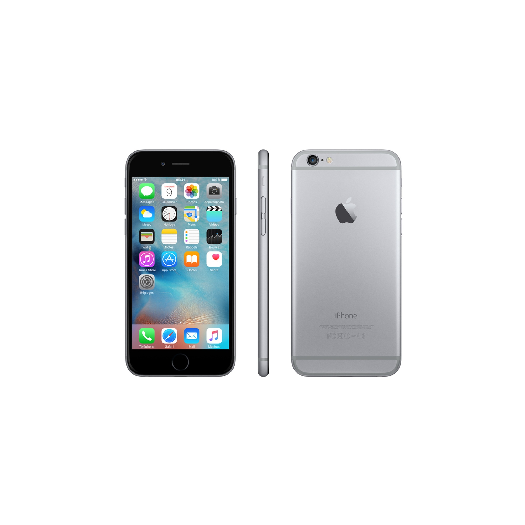 iPhone 6 - Axydis Distributeur SFR Business