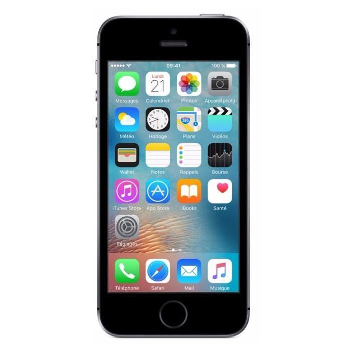iPhone SE- Axydis Distributeur